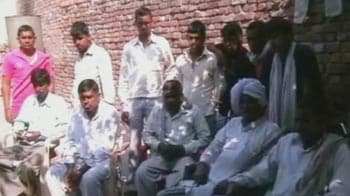 Video : A day after Sonia Gandhi's visit, another Dalit girl raped in Congress-ruled Haryana