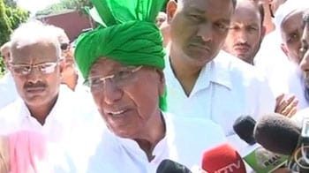 Video : Girls being raped? Marry them ASAP, says Chautala, backing khaps