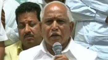 Video : Yeddyurappa says all set to quit BJP, launch party in December