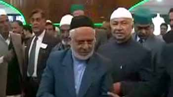 Video : Home Minister travels to Lal Chowk in Srinagar