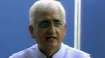 Video : आरोपों की सफाई में सलमान खुर्शीद ने पेश किए सबूत