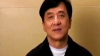Video : Jackie Chan supports our campaign