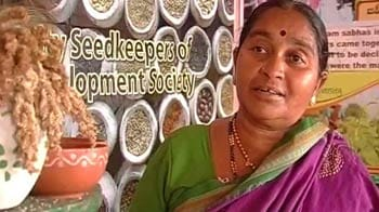 Video : On World Food Day, India's women farmers show the way