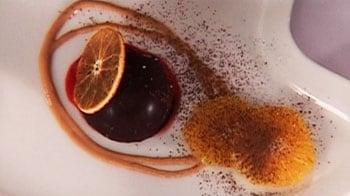 Video : Orange Parfait
