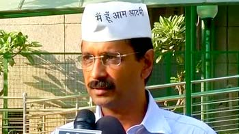 Video : My life is in God's hands, not his: Kejriwal's response to Khurshid