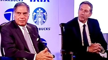 Video : Ratan Tata on bringing Starbucks to India