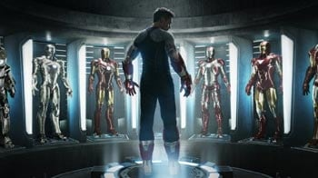 First look: Iron Man 3