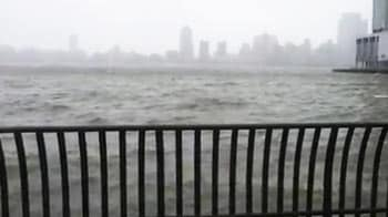 Video : The Sandy effect: A view from the boardwalk