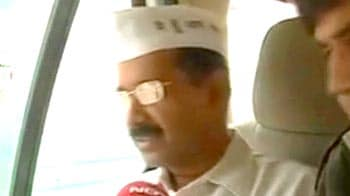 Video : Kejriwal denies aide offered a deal about his rally to Louise Khurshid