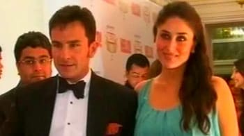 Video : Kareena's first Karva Chauth, a special affair?