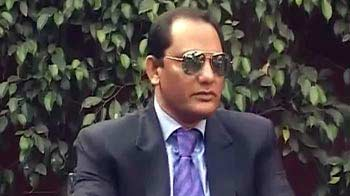Video : Don't want to blame anyone: Azhar