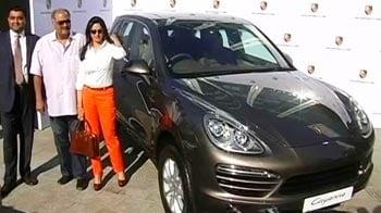 Sridevi gifts Porsche to husband Boney Kapoor