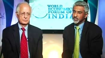 Video : WEF: Transparency, governance in India's business practices