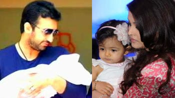 Video : Meet the celebrity babies: Aaradhya, Viaan and Nitaara