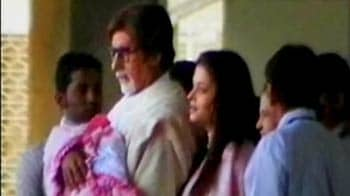 Video : When the Bachchans first took Beti B home