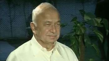 Video : The country's top leadership got to know of Ajmal Kasab's execution on TV: Sushil Kumar Shinde