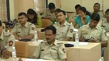 Video : Pune police learn to talk about sex