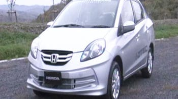 Video : CNB drives Honda Amaze & more