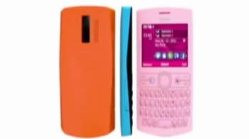 Video : Nokia unveils Asha 205, Nokia 206