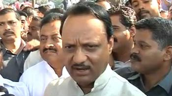 Video : Ajit Pawar rejoins Maharashtra Cabinet as Deputy Chief Minister