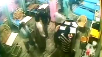 Video : CCTV footage of Gurgaon hospital shooting