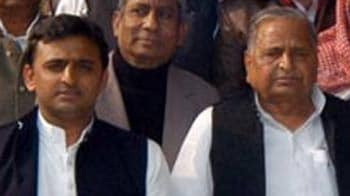 Video : Supreme Court orders CBI probe against Mulayam for alleged corruption