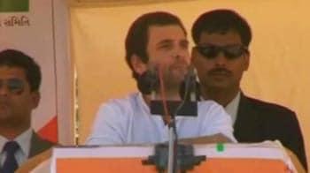 Video : I look up to Gandhiji for direction, says Rahul Gandhi