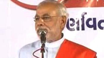 Video : Rahul Gandhi, my father was not the PM; still people love me: Modi