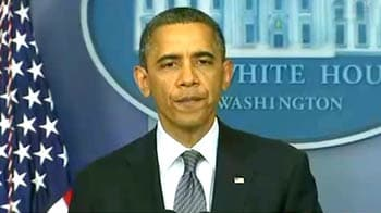 Video : Our hearts are broken, says Obama after US school shooting