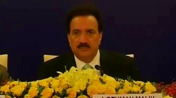 Video : Don't want another Babri Masjid, says Rehman Malik