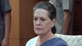 Video : Sonia Gandhi to roll out cash transfer scheme today