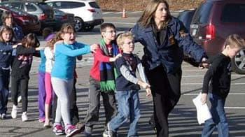 Video : US classroom carnage