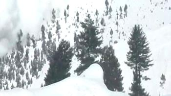Video : Siachen avalanche kills 6 Armymen, 1 missing