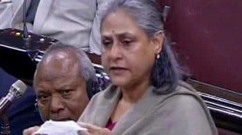 Video : Delhi gang-rape: Jaya Bachchan breaks down