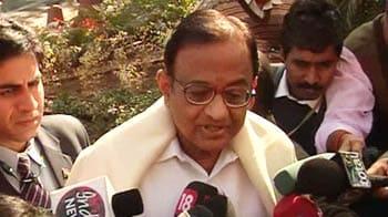 Video : Congress is a winner in Gujarat, says Finance Minister Chidambaram