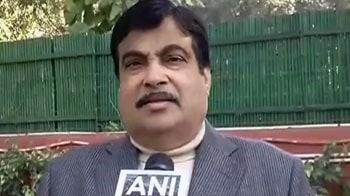 Video : Gujarat voted for development and Modi's leadership: Gadkari