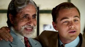 Trailer: Big B with Leonardo DiCaprio in The Great Gatsby
