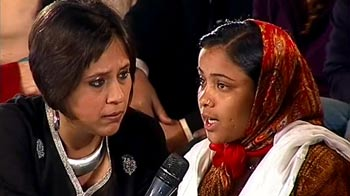 Video : Women need to fight back with courage: rape survivor to NDTV