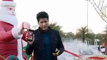 Video : Christmas special on Cell Guru