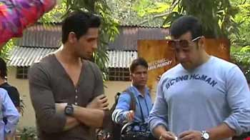 Video : Salman's early birthday wishes from a special fan