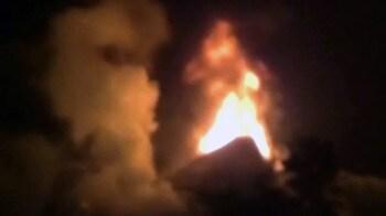 Video : रोपड़ के थर्मल पावर के ऑयल टैंकर में धमाका