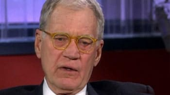 Video : Letterman on his famous rivalry with Leno