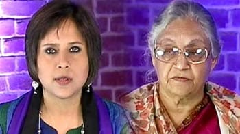 Video : Sheila Dikshit on lessons learnt from 'Amanat' case