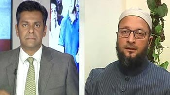 Video : Loyalty of Muslims is being questioned: Asaduddin Owaisi