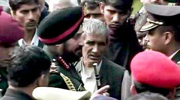 Video : Lance Naik Hemraj's sacrifice won't be in vain, Army Chief tells his family