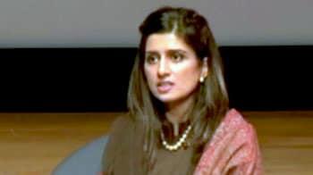 Video : जंग को बढ़ावा दे रहा है भारत : हिना