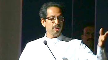 Video : Uddhav backs Mumbai cop's contentious poem on Azad Maidan rioting