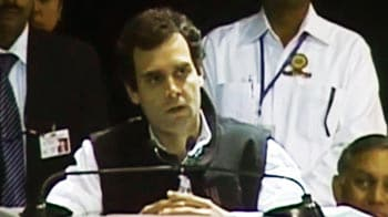 Video : Will Rahul Gandhi's emotional speech get him young voters?