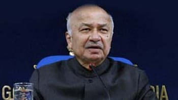 Video : Sack Shinde for insulting terror remarks: BJP