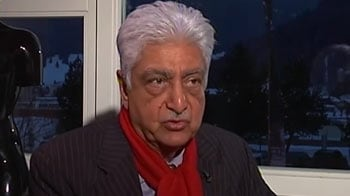 Video : Government's FDI push too little, too late: Azim Premji